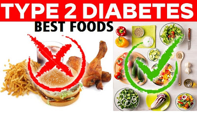 Recommended Best Foods for Type 2 Diabetes