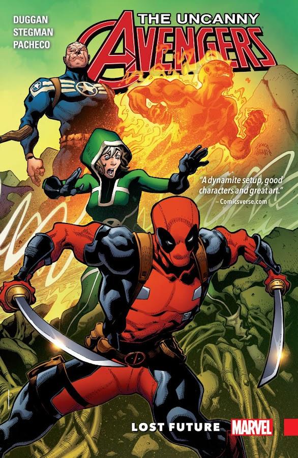 uncanny avengers marvel now