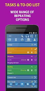 تحميل  Alarm Plus Millenium: Alarm Clock +Tasks +Contacts v6.3 (Paid) Apk مجانا