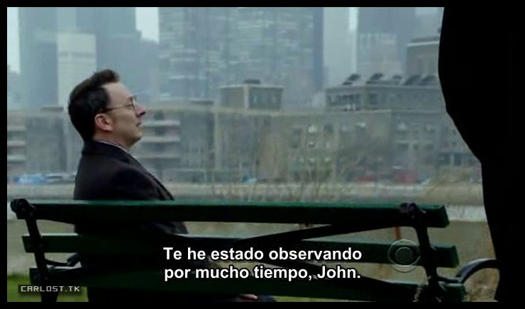Michael Emerson en Person of Interest 1x01