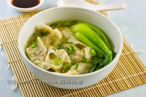 上湯水餃 Dumpling Soup02