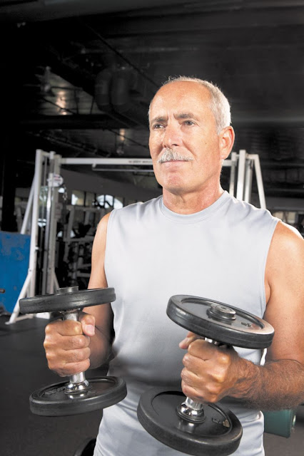 preventing muscle loss