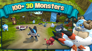 Terra Monsters 3 v20.0 APK + Data MOD OBB (Unlimited Money) Terbaru 2016 6