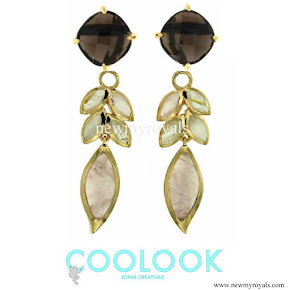 Queen Letizia Jewels - Coolook Hera Earrings