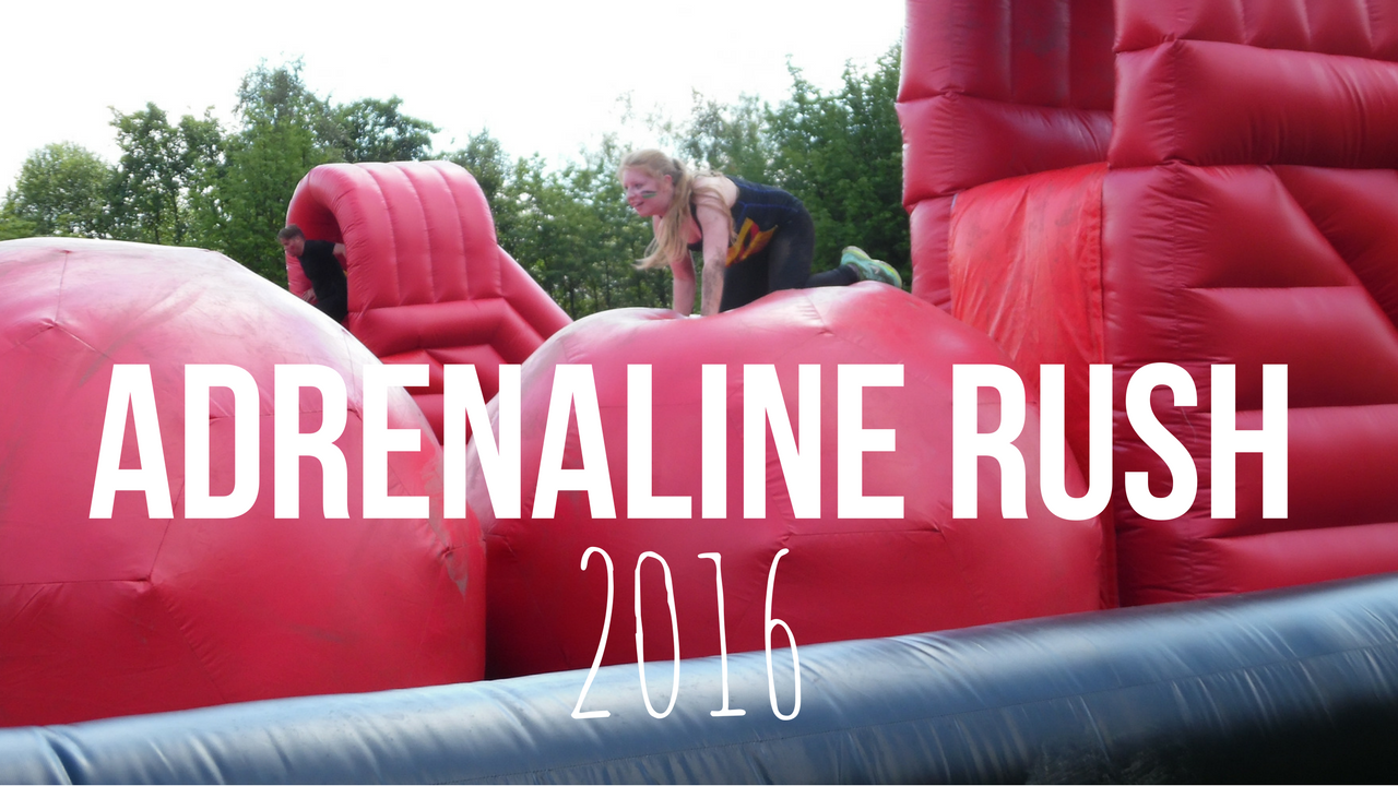manchester, adrenaline rush, fitness, lifestyle, obstacle race, 2016, heaton park, travel
