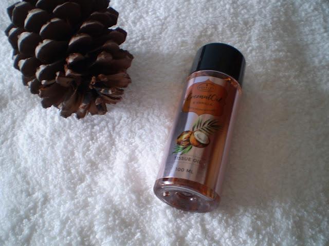 Bramley Coconut and vanilla Tissue Oil