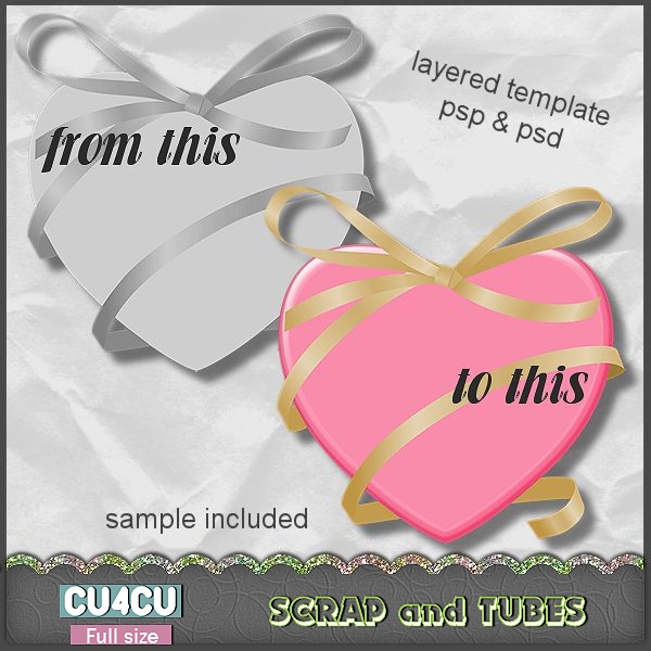 Heart Ribbon Template (FS/CU4CU) .Hart%2BRibbon%2BTemplate_Preview_Scrap%2Band%2BTubes