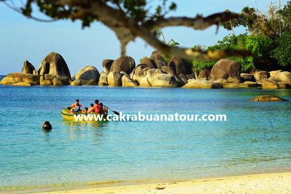 Tour Wisata Murah Bangka Belitung tour