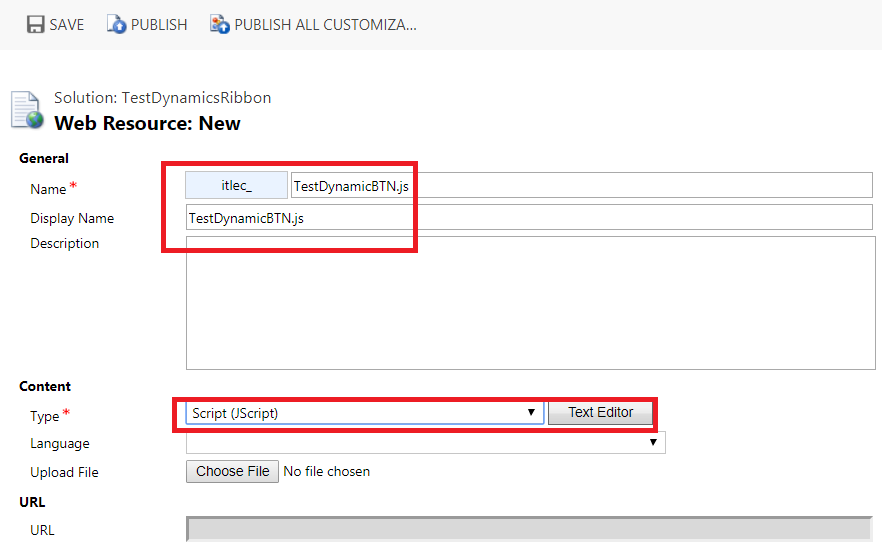 Easiest Way To Generate Dynamic Ribbon - MS Dynamics 365 CRM