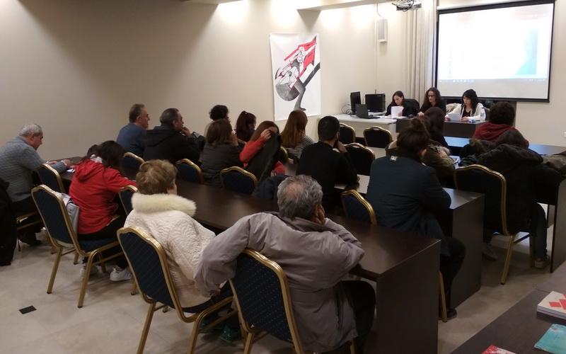Αλεξανδρούπολη: Εκδήλωση της ΚΟΒ Εκπαιδευτικών για τις θέσεις του ΚΚΕ για την Προσχολική Αγωγή