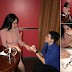 Teens fake a proposal just to get free dessert from fancy restaurant