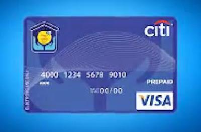 Citibank Prepaid Card Balance >> Citi Prepaid Card Pag Ibig Applycard Co