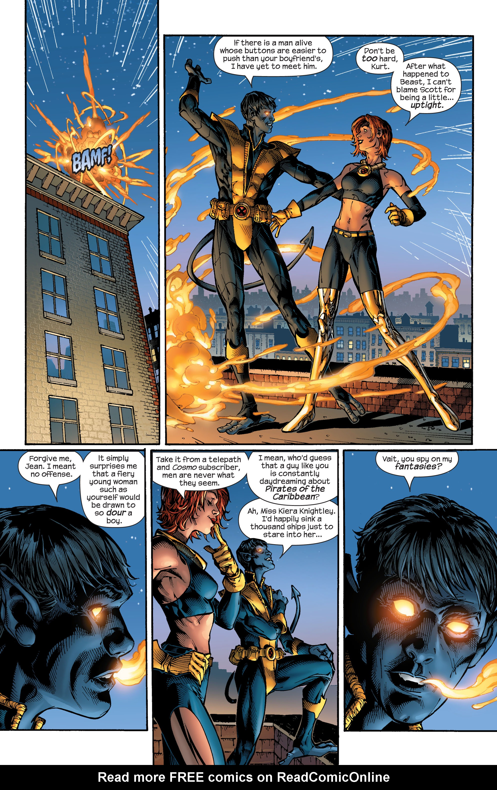 Read online Ultimate X-Men comic -  Issue #48 - 8