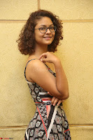 Actress Aditi Myakal Looks gorgeous in Sleeveless Deep Neck Top at Ami Tumi success meet ~  Exclusive 173.JPG