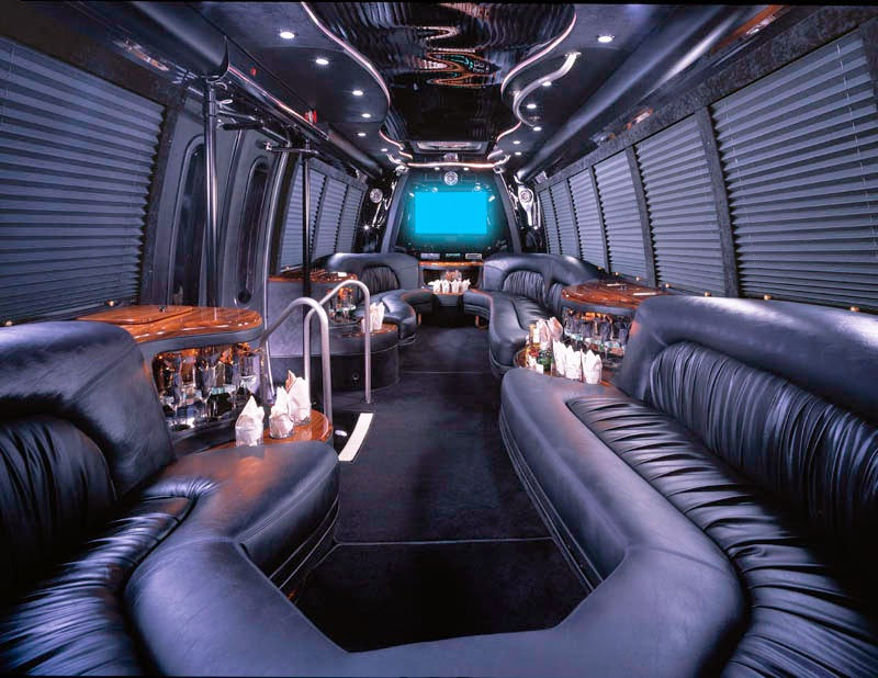 Inside Black Car An Introduction To Party Limousines