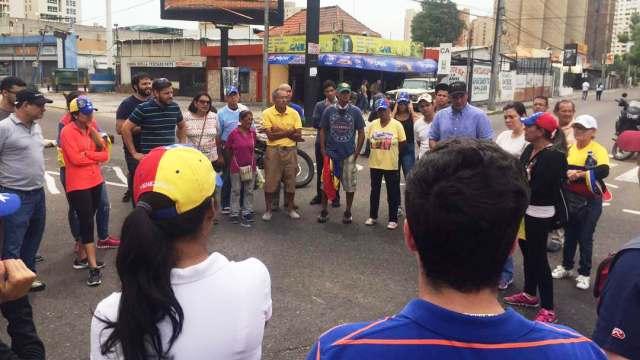 """Pablo Pérez: """"Estaremos en la calle 10, 24 o las horas que sean necesarias para lograr el cambio"""""""