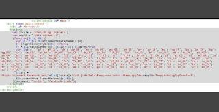 Phương pháp chèn script của Facebook hỗ trợ nhiều ngôn ngữ