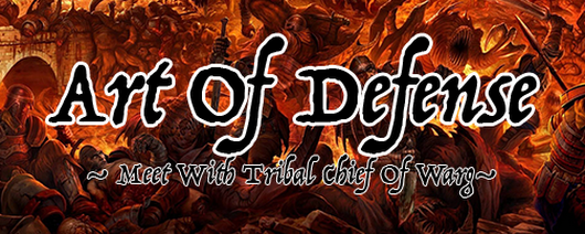 Art Of Defense (AOD) #1-03 - Meet With Tribal Chief Of Warg.