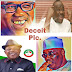 "Peter Obi's Frozen AccounT: Lauretta Onochie names PDP  ""Deceit Plc "" and more"