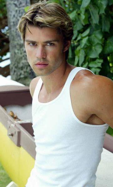 Celebrity Models: Corey Sevier