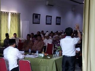 Edukasi Kesehatan kpd Calon Jamaah Haji KBIH Al Madinah bersama SUSU HAJI SEHAT, Karawang Jawa Barat