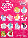 MLP Wave 14A Perfect Pie Blind Bag Card