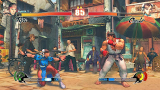 Street Fighter IV (PC) 2009