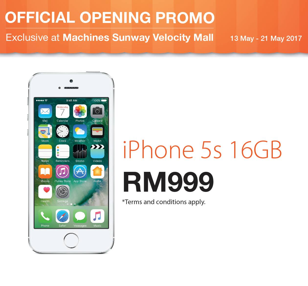 iphone 6 promo apple iphone 5s 16gb rm999 apple accessories 11392