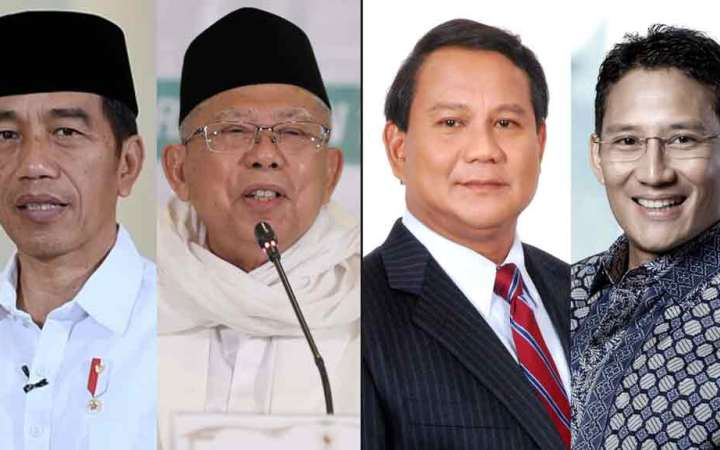 Ada potensi politisasi agama di tiap calon. rakyat harus jernih melihatnya