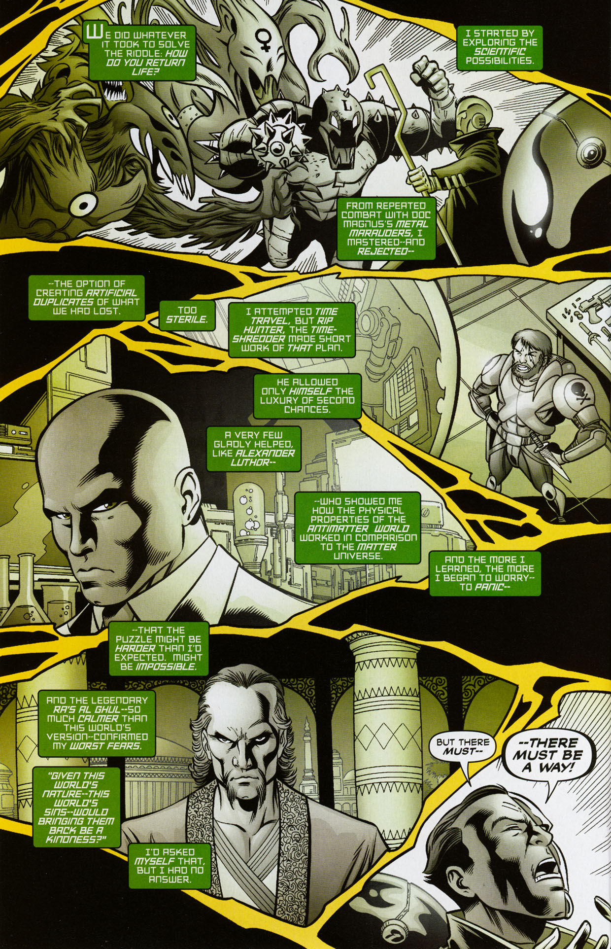 Read online Trinity (2008) comic -  Issue #35 - 9