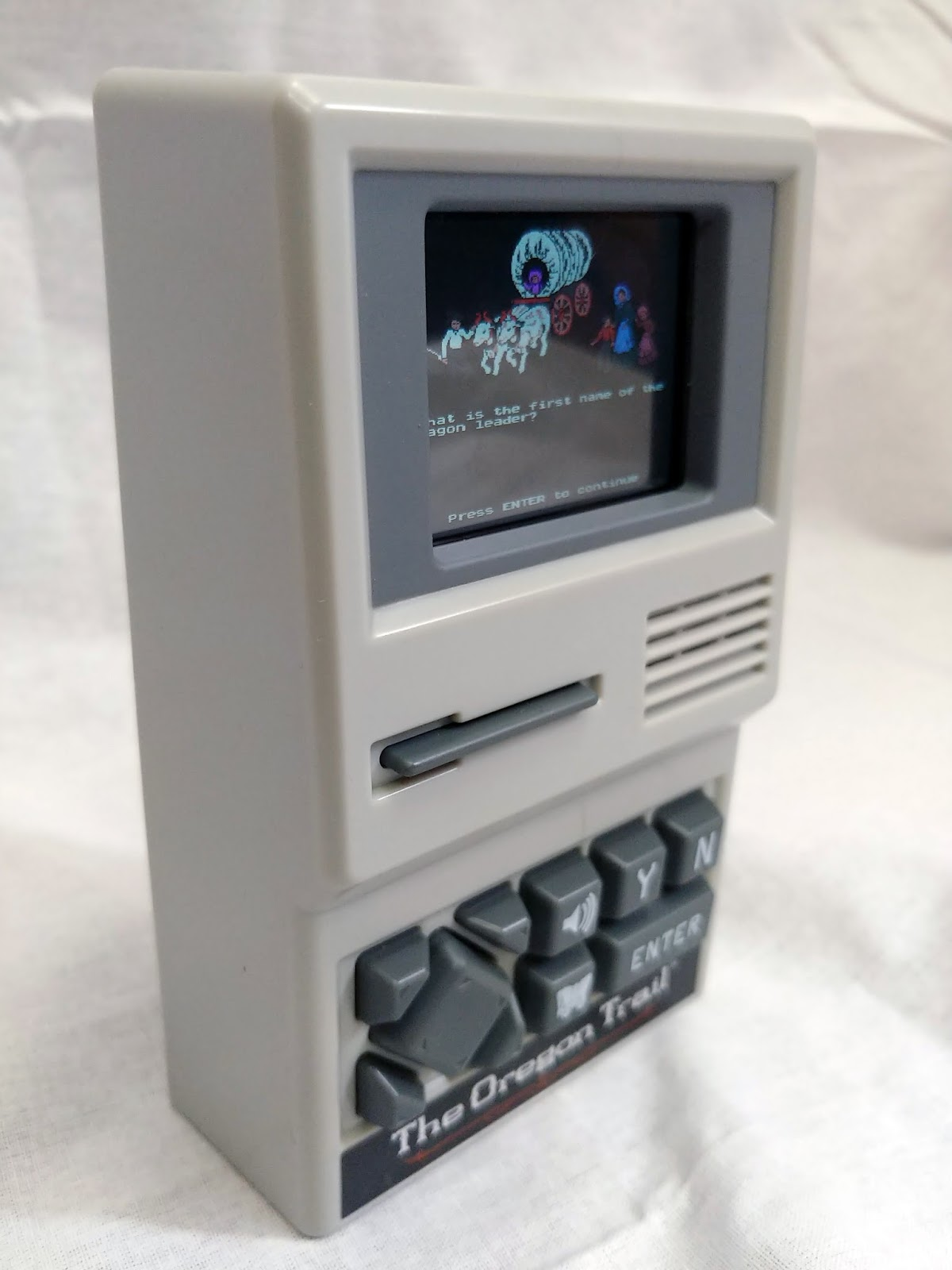 Play the Oregon Trail while you are on the Oregon Trail  - GeeksvsGeeks