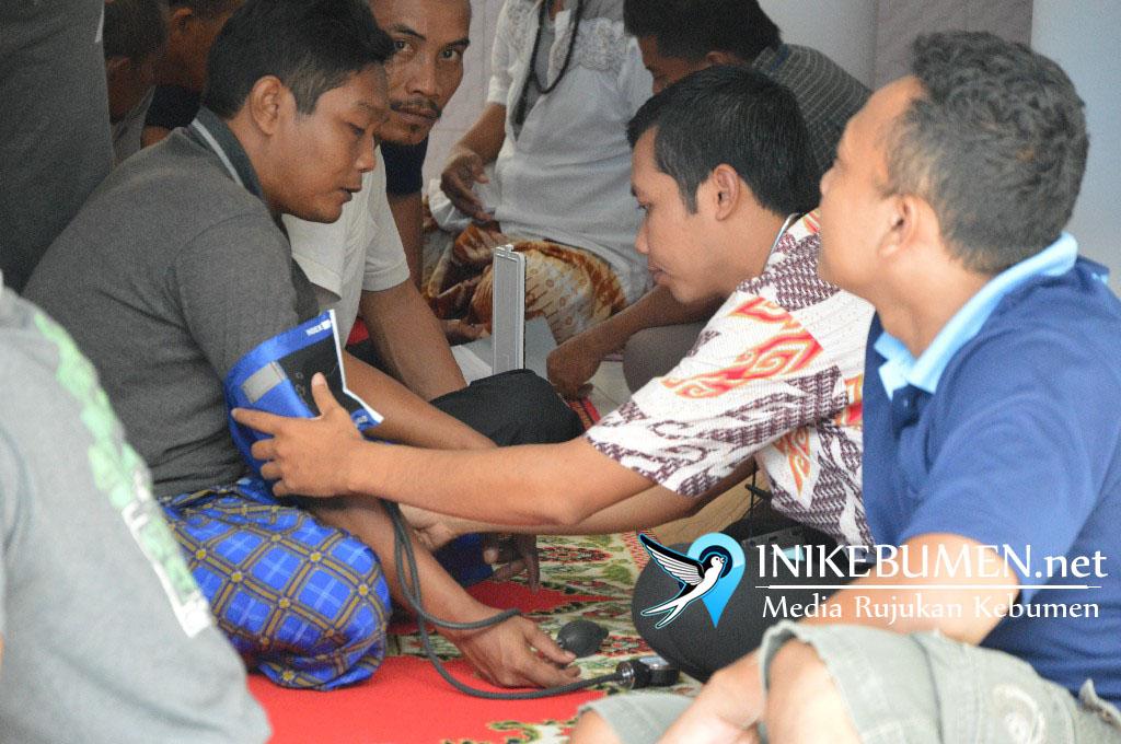 Ratusan Warga Binaan Rutan Kebumen Ikuti Sosialisasi TB dan HIV