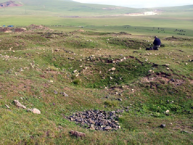 Caucasus: discovery of the first prehistoric obsidian mines