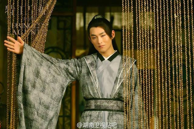 Princess Agents Alan Wang Yan Lin