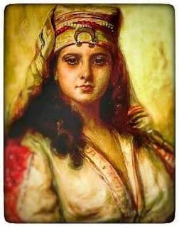 أم خليل الارمينية أو التركية، الجهة الصالحية ، ملكة المسلمين