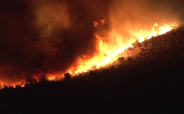 Εννέα στις δέκα πυρκαγιές από ανθρώπινο χέρι
