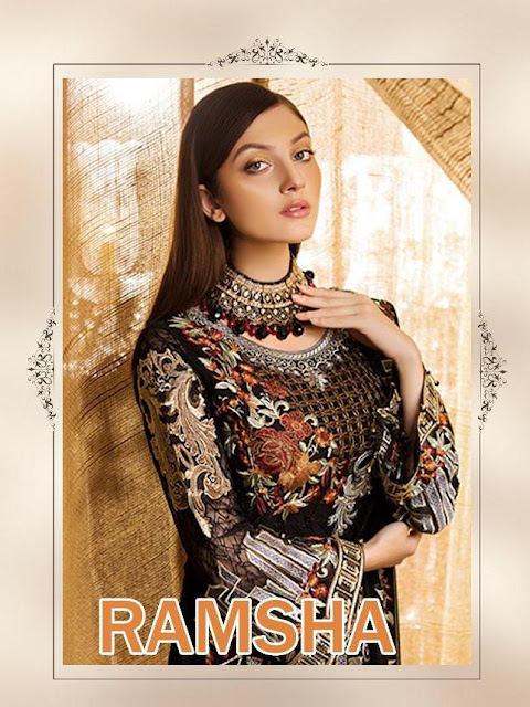 Deepsy Ramsha Pakistani Suits Eid and Ramzan Collection dress