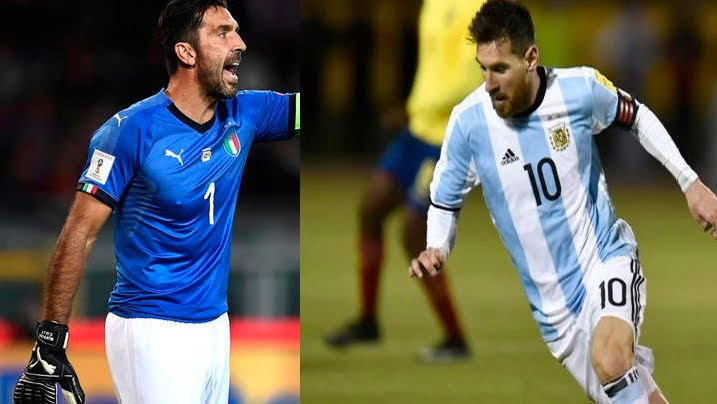 Italia-Argentina in streaming su Rai Play e diretta tv su Rai Uno