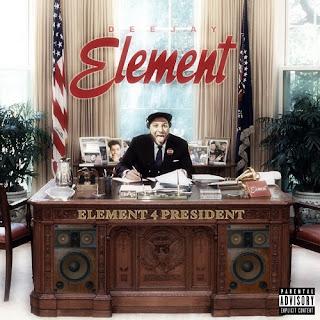 DeeJay Element - Element 4 President (2016) - Album Download, Itunes Cover, Official Cover, Album CD Cover Art, Tracklist