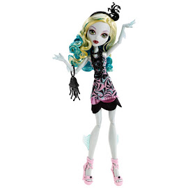 MH Frights, Camera, Action! Lagoona Blue Doll