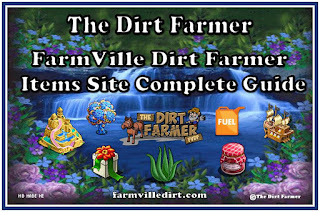 Farmville Items Info Site Tutorial