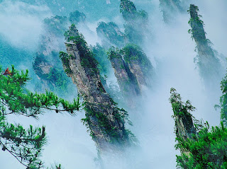 Zhangjiajie-Hunan-China