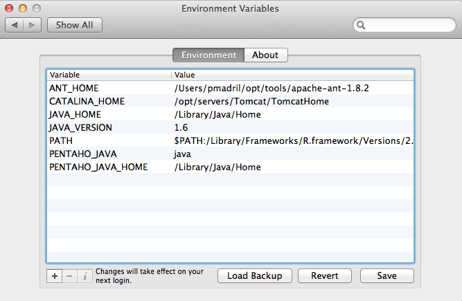 Tips on Installing software: Installing Tomcat and Pentaho