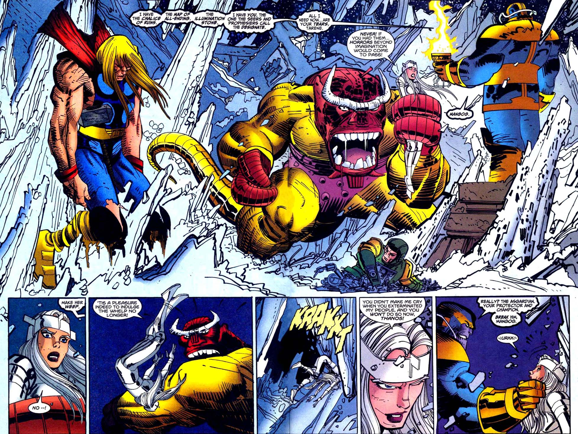 Thor (1998) Issue #22 #23 - English 3