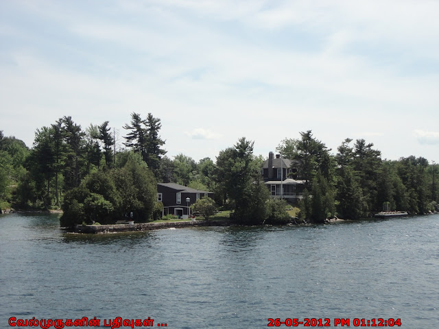 Thousand Islands Seaway - Great Lakes Seaway Trail
