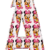 Lindo Abecedario con Minnie Bebé. Cute Alphabet with Minnie Baby.