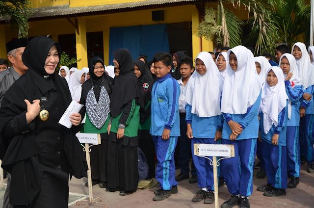 1.650 Pelajar Meriahkan Porseni XV Kemenag Banda Aceh