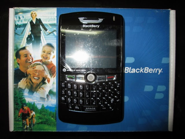 Blackberry Huron 8830 Jadul