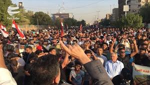 Rakyat Irak Tolak Pemerintah Bentukan AS