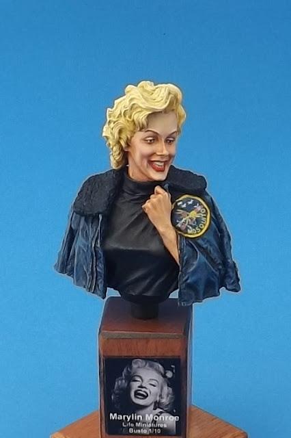 Marilyn Monroe 1/10 - Life Miniatures Marylin%2B2
